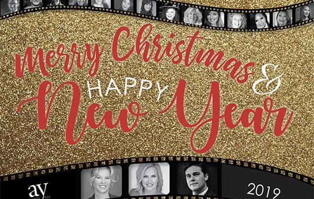 Happy Holidays from AY Magazine!