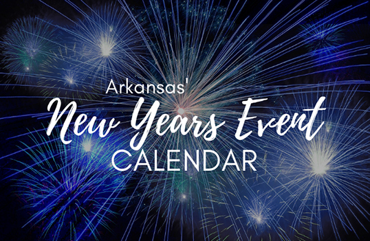 Arkansas New Year's Events Calendar
