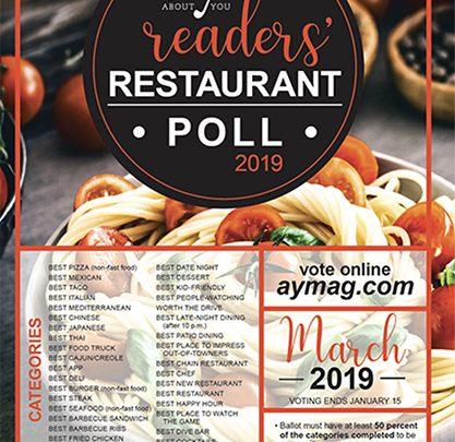 Vote for the Best Restaurants in Arkansas!
