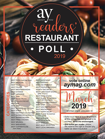 Vote for the Best Restaurants in Arkansas!