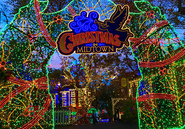 Christmas is Spectacular at Silver Dollar City!