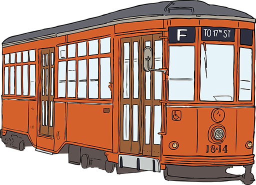 Rock Region METRO Offers Free Streetcar Rides in 2019