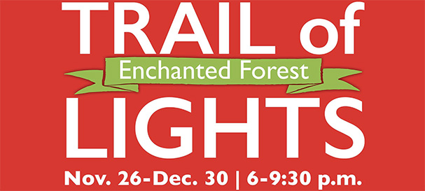 Take a Trip to the Enchanted Forest This Holiday Season!