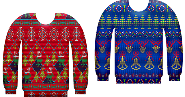 Put on Your Favorite Ugly Sweater and Go Running This Weekend!