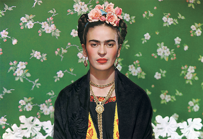 Photographing Frida