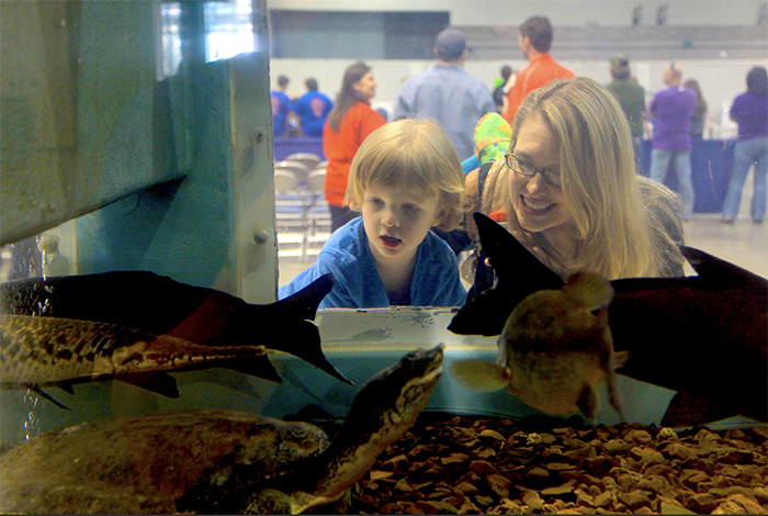 Arkansas Game and Fish Leads Through Education