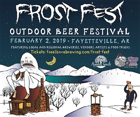 Brave the Cold and Enjoy a Beer (or Two) at Frost Fest