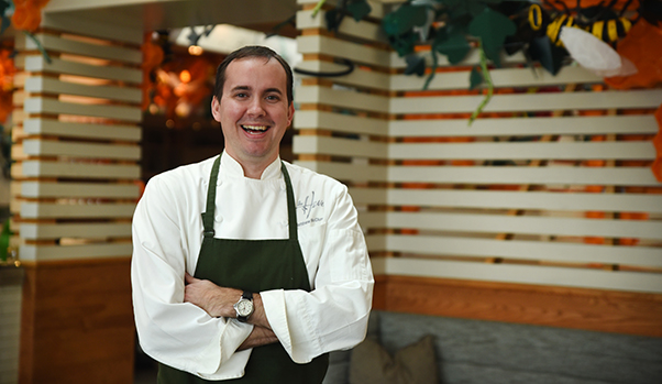 Arkansas Chef Matthew McClure Nominated for James Beard Award