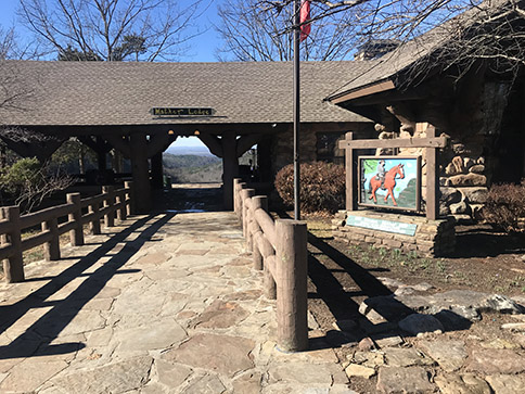 Take a Hike in the Beautiful Outdoors at Petit Jean State Park