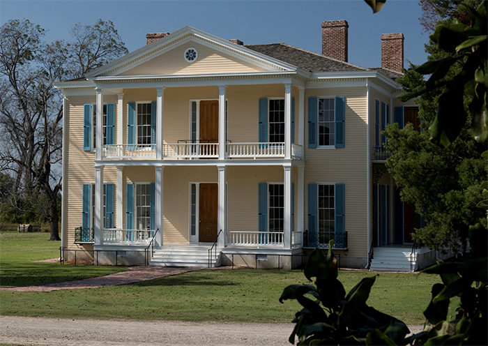 Lakeport Plantation House