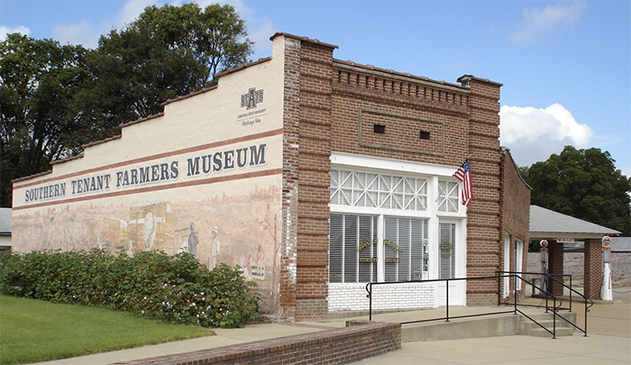 Southern Tenant Farmers Union Museum
