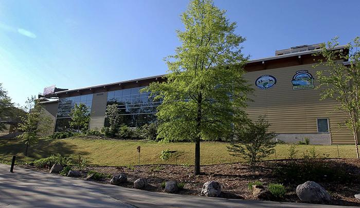 The Witt Stephens Jr. Central Arkansas Nature Center