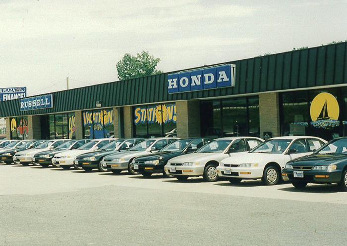 Russell Chevrolet/Honda