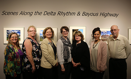 Delta Photography Exhibition Captures the Region's Essence