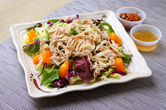 Recipe Monday: Refreshing Asian Citrus Chicken Salad