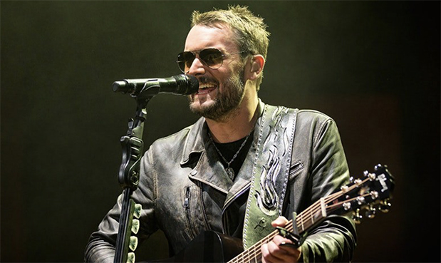 Eric Church Headlines Verizon Arena in October