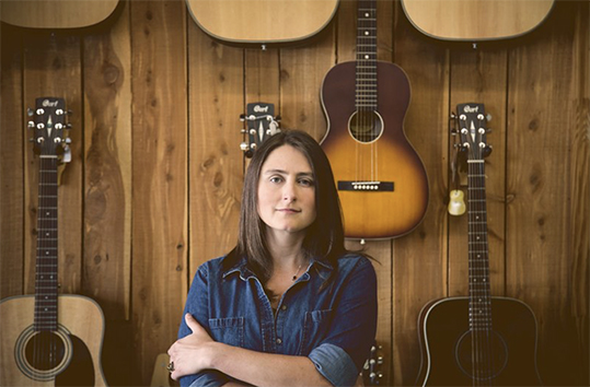 Country Music Star Erin Enderlin Playing Concert Tonight