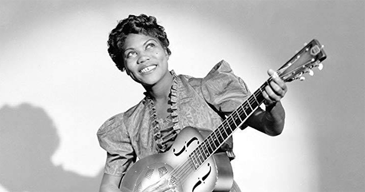 The Godmother of Rock and Roll: Sister Rosetta Tharpe