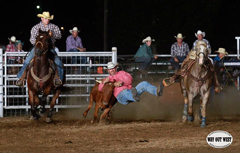 The Rodeo on the River Rides into Ozark in June