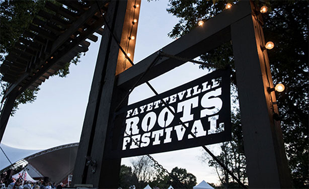 Bringing the Music: Fayetteville Roots Festival